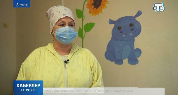 Фея детского здоровья: Гульсум Берберова