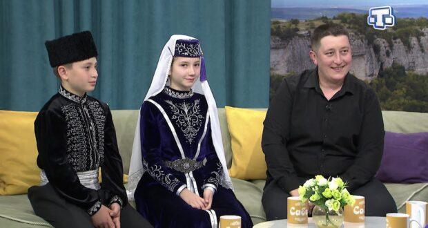 Гости «Саба»: Эльмар Усеинов, Эмиль Исмаилов, Эмилия Ашикова 31.05.21