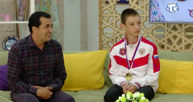 Гости «САБА»: Сейтхалил Сейтмеметов, Сабр Ибадуллаев 03.06.21