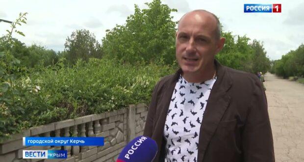 В Керчи продолжают хоронить людей на закрытом кладбище