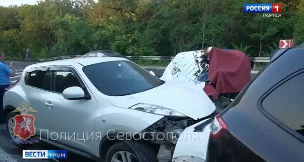 Пять человек погибли в ДТП под Севастополем