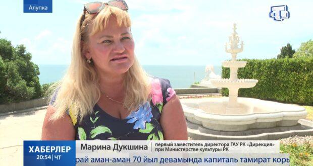 Реконструкция Воронцовского дворца идет с опережением графика