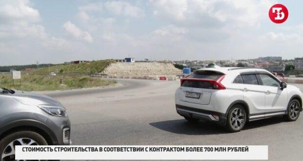 Как строят новый мост по дороге на Дубки