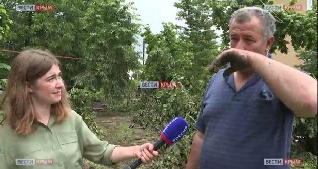Жители поселка Куйбышево рассказали, как можно было избежать потопа