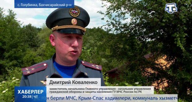 Помогают всем Крымом