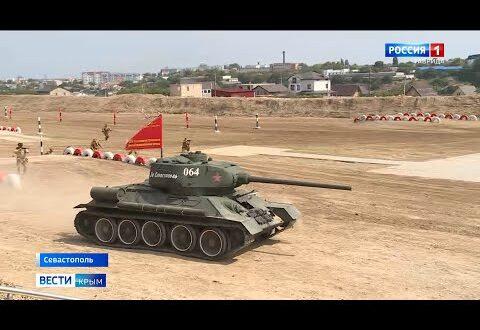 Форум «Армия-2021» начался в Севастополе