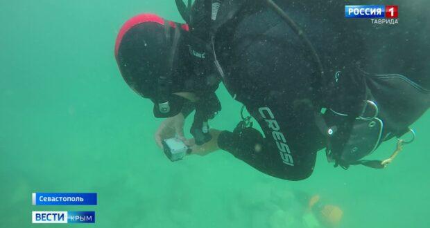Подводные археологи Севастополя исследуют самый крупный объект