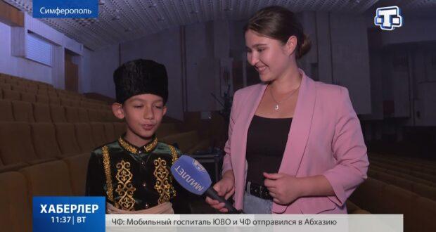 Крым, огонь и хайтарма: юбилейный концерт ансамбля «Атеш»