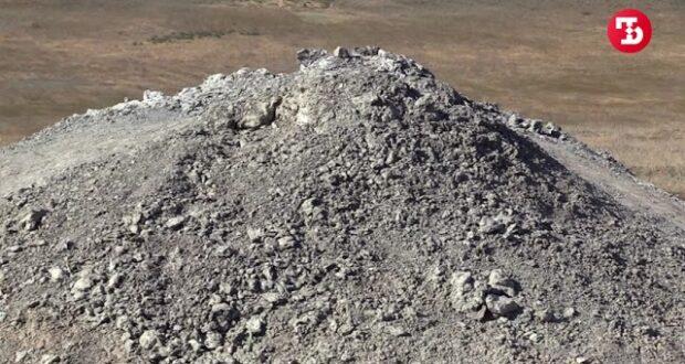 Как выглядят крымские грязевые вулканы