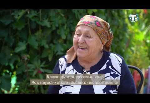 «Тарих излери» Выпуск от 19.09.2021 Мамашай/Орловка