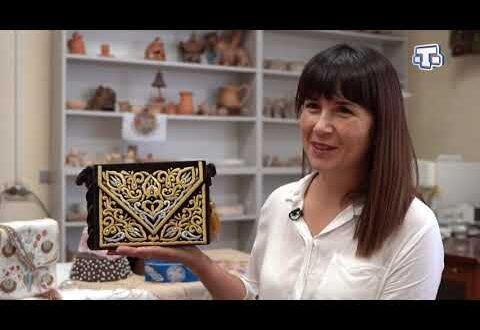 МИРАС. Къаснакъ–къырымтатар нагъышынынъ къыраличеси/Тамбурная вышивка—королева крымскотат. рукоделия