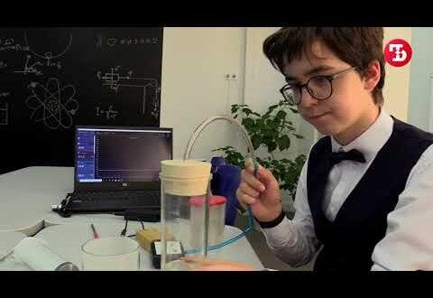 В Симферополе открылся первый школьный технопарк