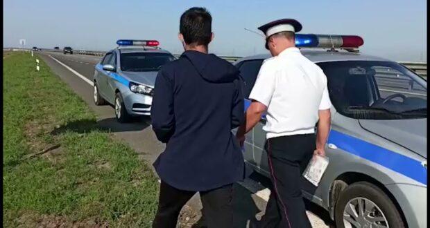 В Симферопольском районе водитель грузовика сбил насмерть пешехода и скрылся