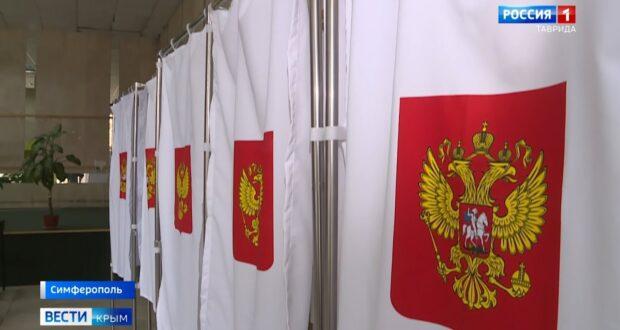 Коронавирус повлияет на проведение выборов в Крыму