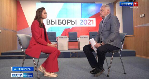В Крыму активно готовятся к предвыборной кампании