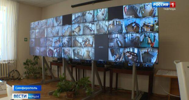 За выборами в Крыму будут следить через видеокамеры