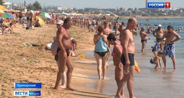 «Золотой» пляж Крыма станет особо охраняемым