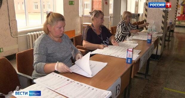 В Крыму продолжают подводить итоги парламентских выборов