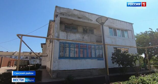 Инвалиду-сироте из Сакского района выдали некачественное жилье