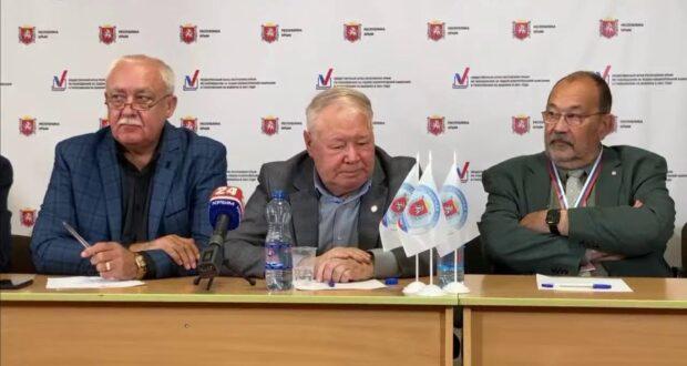 Международные наблюдатели о выборах в Крыму