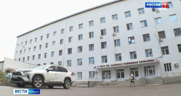 Революционная модернизация медицины проходит в Крыму