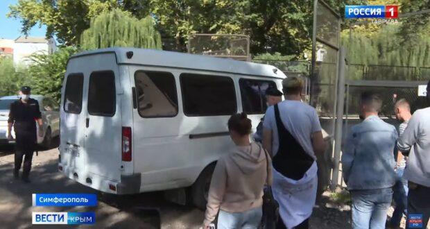 В Симферополе арестовали виновных в повреждении газопровода в Перевальном