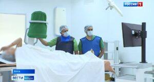 В Ялте проводят операцию по удалению камней из почек по новому методу