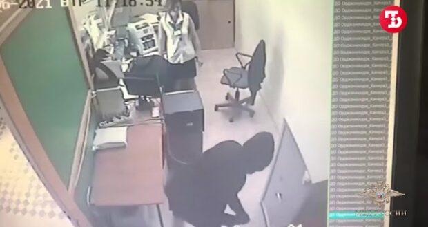 Грабителя феодосийского банка задержали в Санкт-Петербурге