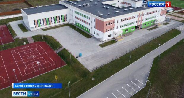 Школу на 800 мест откроют в селе под Симферополем