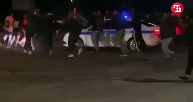 В Симферополе арестовали любителей дрифта и хороводов
