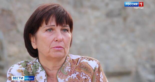 Учительница русского языка развивает казачество в Крыму