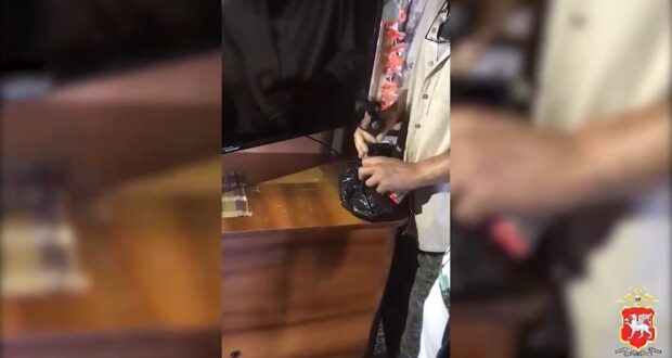 Крупный тайник с наркотиками обнаружили в Бахчисарайском районе