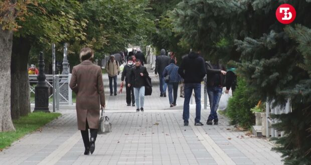 Симферополь: последние дни перед ужесточением антиковидных мер