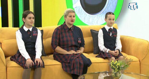 Гости «Мераба, Саба!»: Мария Коломиец, Эмилия Марахтанова, Полина Гутт 08.10.21