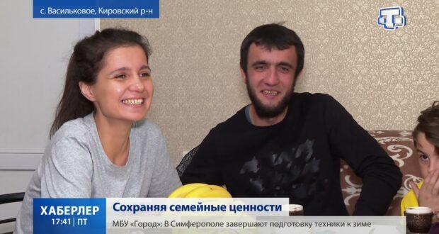 В рубрике о наших соотечественниках – семья Махмудовых из Кировского района