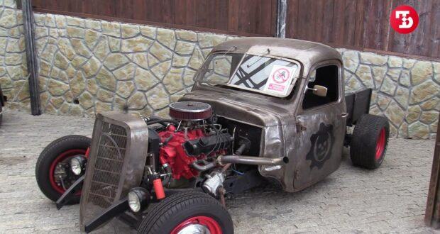 Как выглядит единственный в Крыму музей автомобильного транспорта