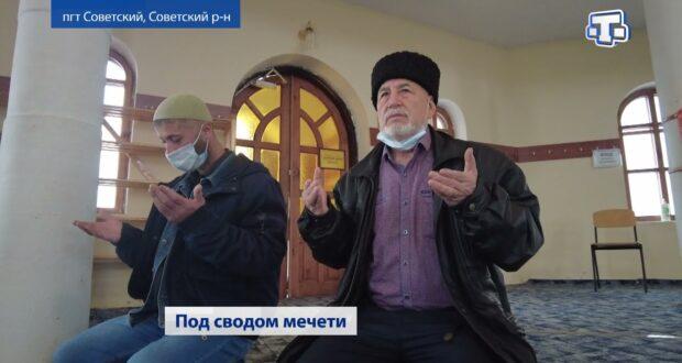 Центральная мечеть посёлка Советский перешла в собственность Муфтията Крыма