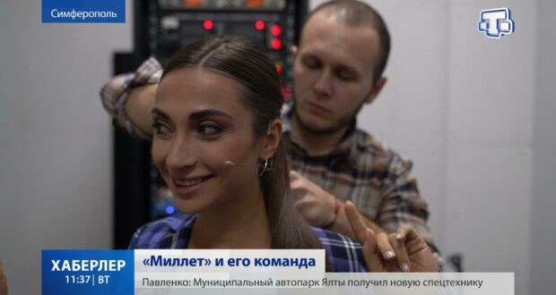 История о старшем звукорежиссёре - Люмане Шукурджиеве