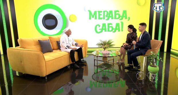 Гость «Мераба, Саба!»: Олег Макарцев 12.10.21