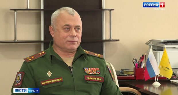 В воинских частях Крыма началась ревакцинация от коронавируса