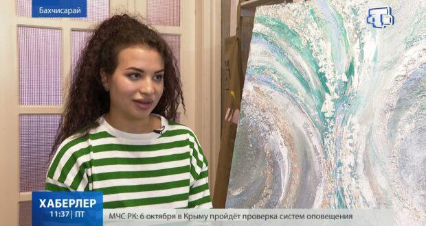 История художника-дизайнера Фериде Велиевой