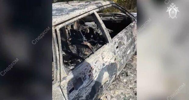 Житель Алушты пытался сжечь в автомобиле четырёхлетнего сына