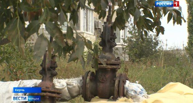 В Керчи 75% домов остаются без отопления