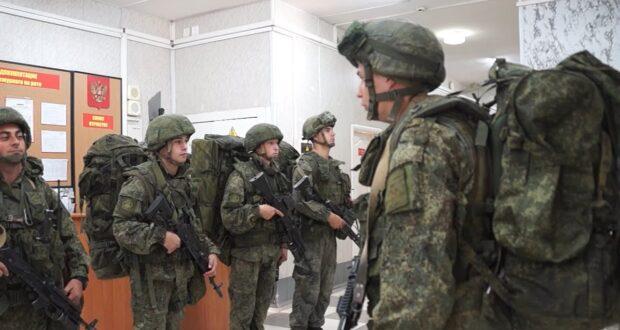 Более 2 тысяч спецназовцев направили в Крым