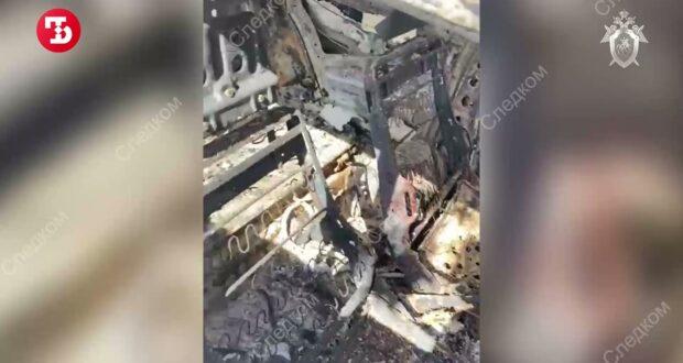 СК подтвердил, что отец обгоревшего мальчика совершил поджог