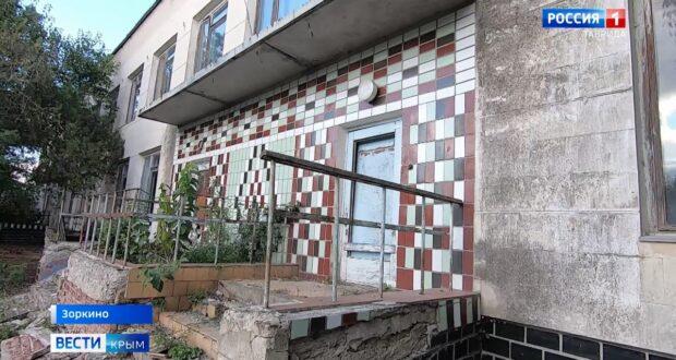 Жители крымского села мечтают о ремонте общественной инфраструктуры