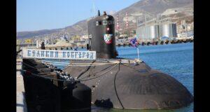 Подлодка ЧФ нанесла ракетный удар по кораблям «противника»
